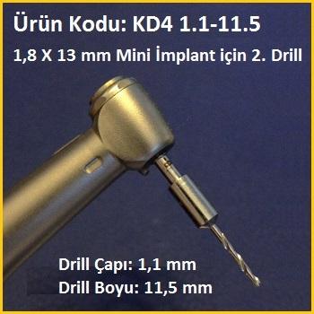 Ürün Kodu: KD4 1.1-11.5  ( Fiyat öğrenmek için lütfen üyelik girişi yapınız )
