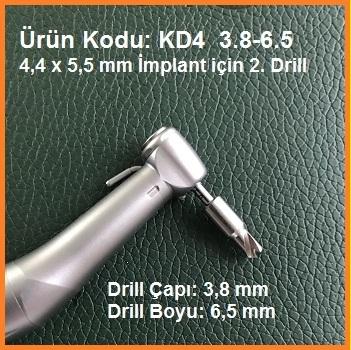 Ürün Kodu: KD4 3.8-6.5 ( Fiyat öğrenmek için lütfen üyelik girişi yapınız. )